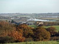 River Crouch from Radar Hill