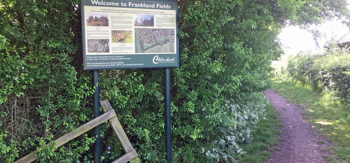 Frankland Fields Nature Reserve