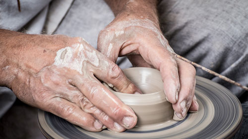 pottery making south woodham ferrers