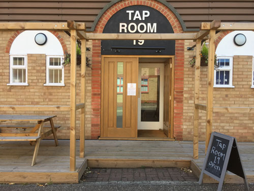 Tap Room 19, Western Industrial Estate South Woodham Ferrers