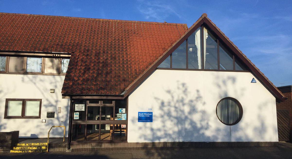 south woodham ferrers community clinic