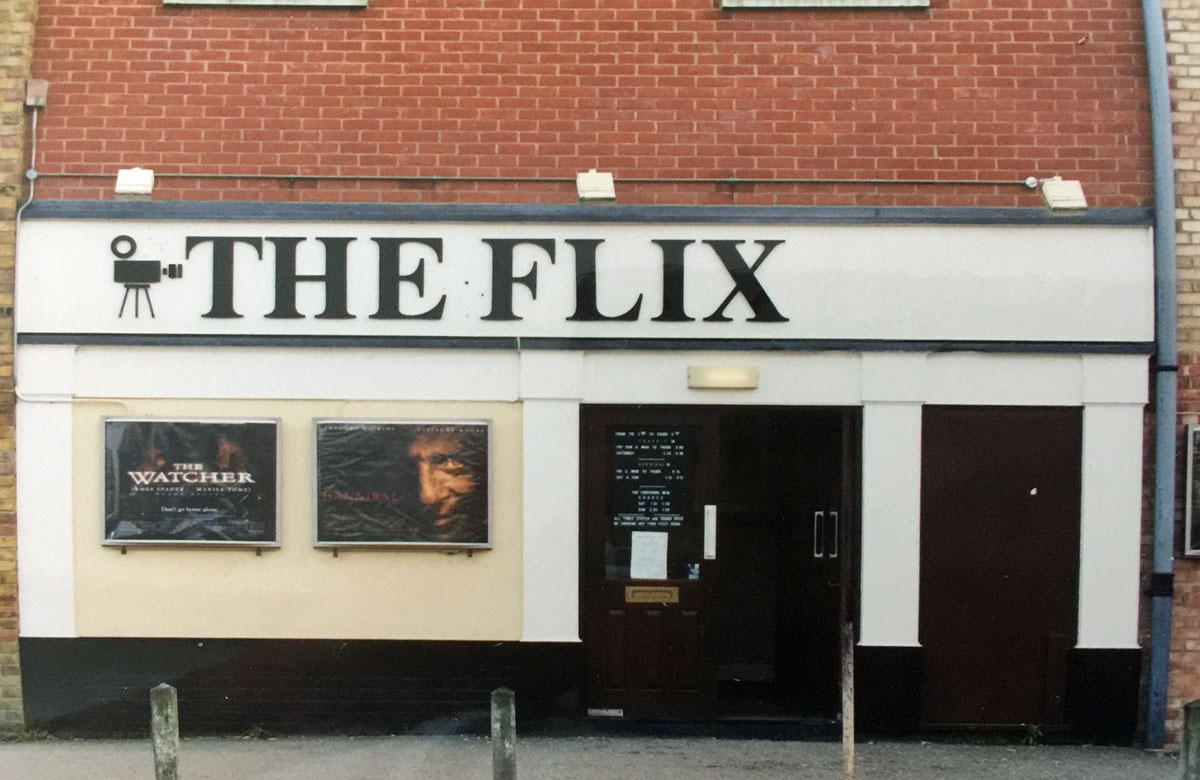 The Flix cinema in South Woodham Ferrers