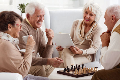 pensioners social groups