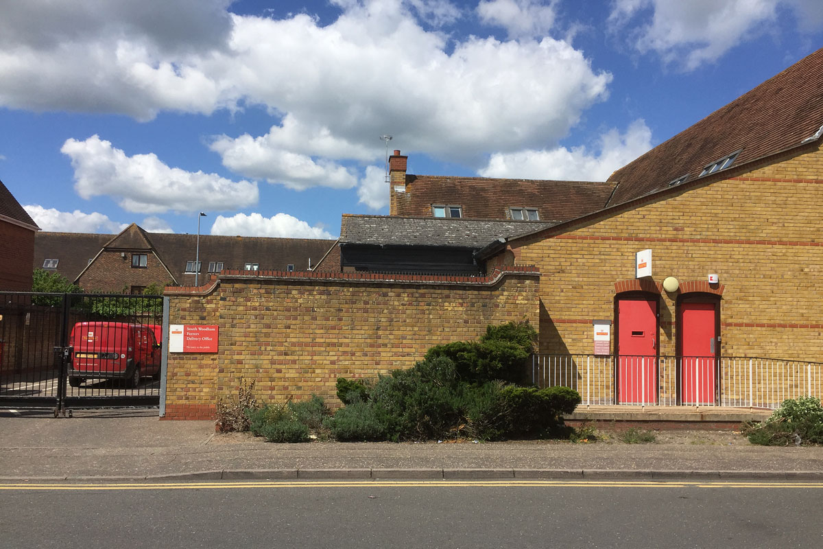 south woodham ferrers sorting office