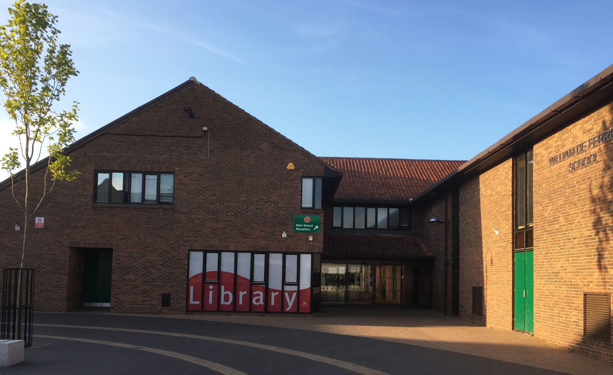 South Woodham Ferrers library