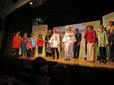 SWATS pantomime south woodham ferrers