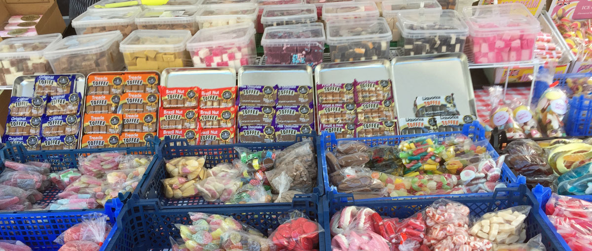 sweet stall south woodham market