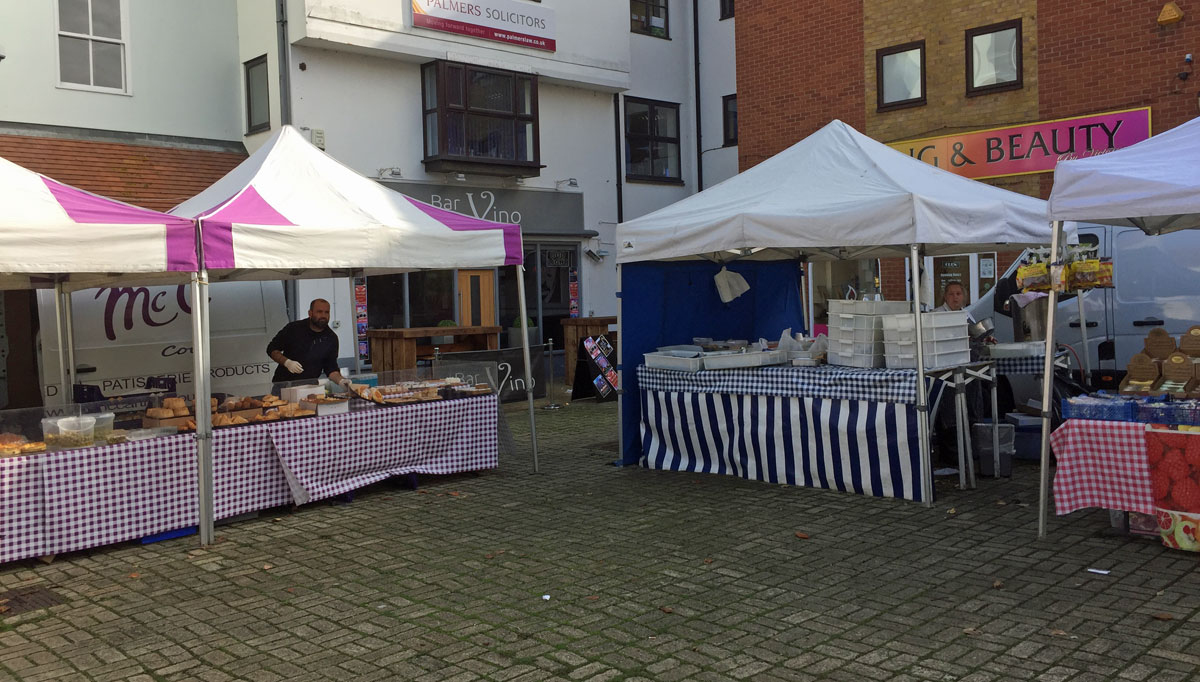 South Woodham Ferrers Thursday Market